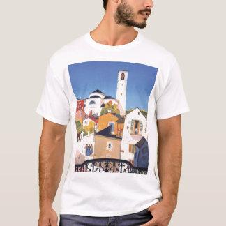 Suiça do cantão de Ticino Tessin do vintage Camiseta