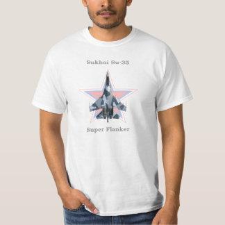 """Sukhoi Su-35 Super Flanker """"902"""" Camiseta"""