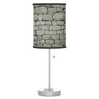 Sul - lâmpada americana do estilo do tijolo