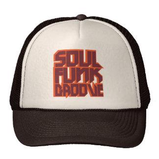 Sulco do funk da alma boné