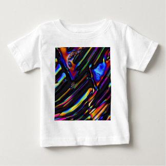 Sulfato dos elementos/zinco sob o microscópio camisetas