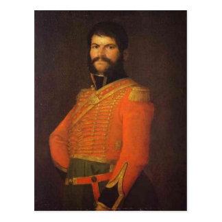 Sumario Espa? ol: Francisco de Goya. Mercado de Ju Cartão Postal