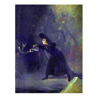 Sumário Francisco de Goya: O homem Bewitched (C. 1 Cartoes Postais