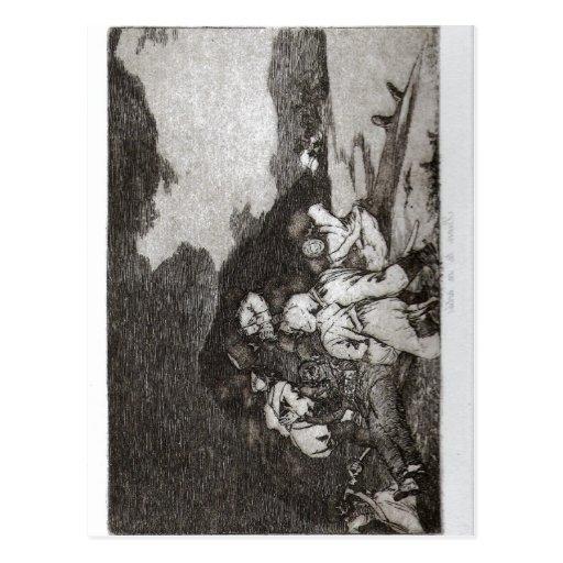 Sumário Francisco de Goya y Lucientes: SE do te de Cartão Postal