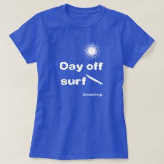 'SummerLounge'Day FORA da camisa do surf T