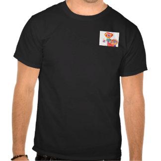 Sun e jGibney Flower1 a série K do artista do Camisetas