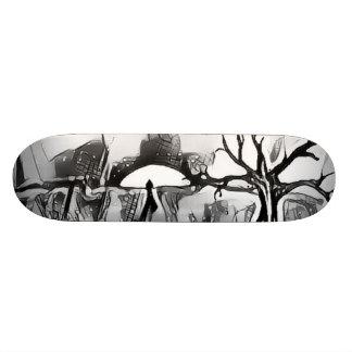 Sun solitário por skates de JunkDrawr