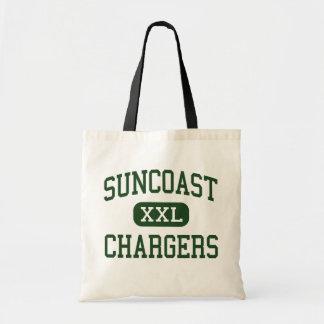 suncoast - carregadores - a comunidade - praia de  bolsa para compra