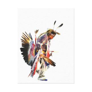 Sundancer - impressão das canvas impressão de canvas envolvidas