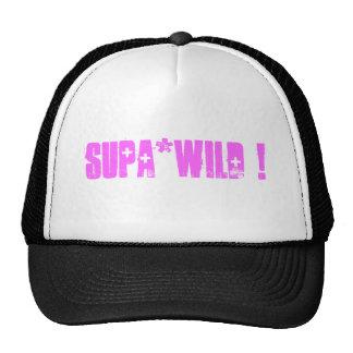 Supa*Wild! Boné