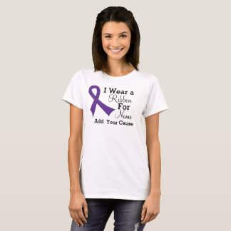 Super-herói do cancro da mama camiseta