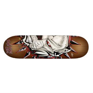 Super-herói do cão…!!!   Plataforma 1 Shape De Skate 18,4cm