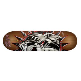 Super-herói do cão…!!! Plataforma 2 Shape De Skate 18,7cm