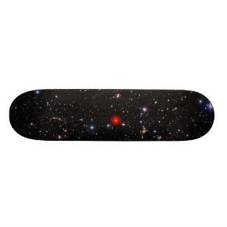 Supercluster profundo Abell da galáxia da imagem Skate