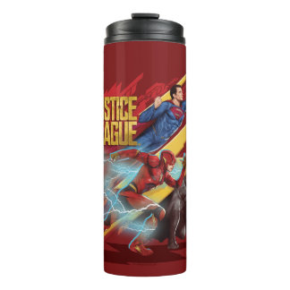 Superman da liga de justiça |, flash, & crachá de