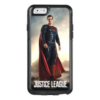 Superman da liga de justiça | no campo de batalha