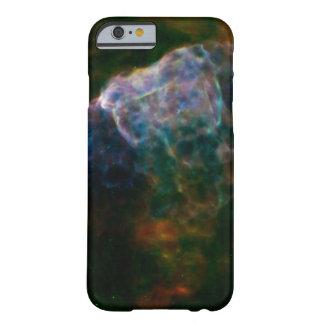Supernova roxo, capa barely there para iPhone 6