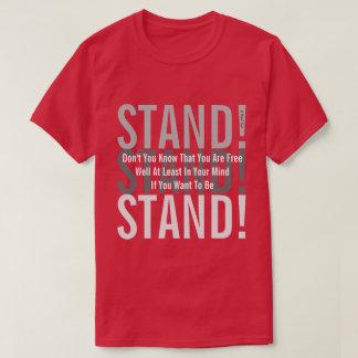 SUPORTE! (3) - uma camisa de MisterP