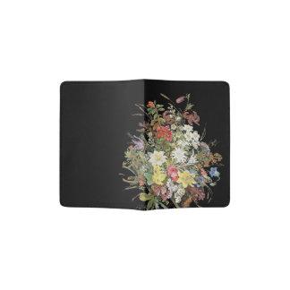 Suporte alpino do passaporte de Edelweiss da flor Capa Para Passaporte