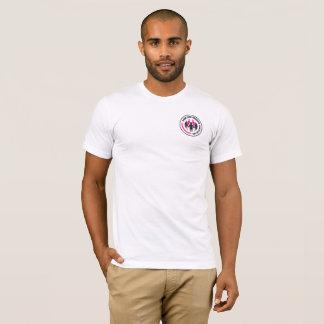 Suporte com a camisa SLO dos homens da paternidade