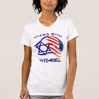Suporte com Israel - camisas indicadas por letras