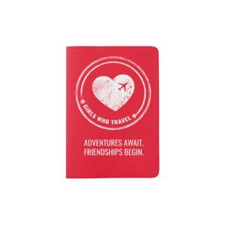 Suporte do passaporte de GWT Capa Para Passaporte