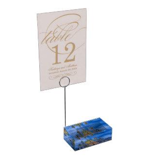 Suporte Para Cartão De Mesa Igreja do santo Charles, Viena