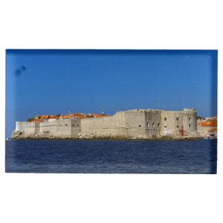 Suporte Para Cartoes De Mesas Cidade velha de Dubrovnik, Croatia