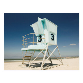 Suporte | San Diego do Lifeguard, Ca Cartão Postal