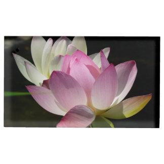 Suportes Para Cartão De Mesa Pares de flores de Lotus II