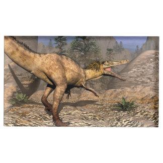 Suportes Para Cartoes De Mesa Dinossauro de Austroraptor