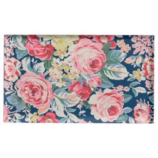 Suportes Para Cartões De Mesa Flores de florescência modernas adoráveis bonitos