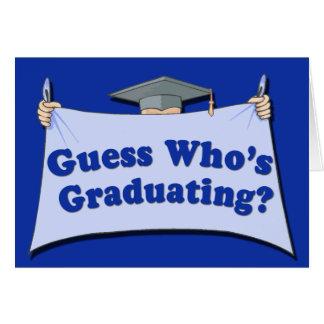 Suposição que está graduando anúncios