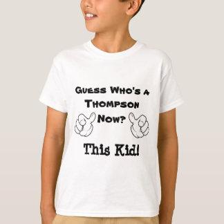 Suposição quem tem adotado agora? - Camisa