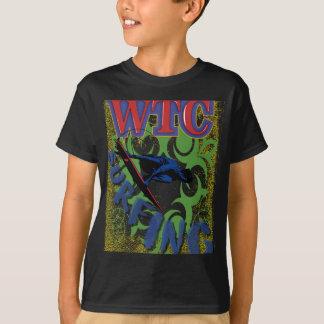 surfar tribal camiseta