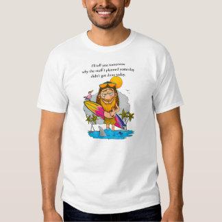 Surfista do Hippie por gemsbok1 T-shirts
