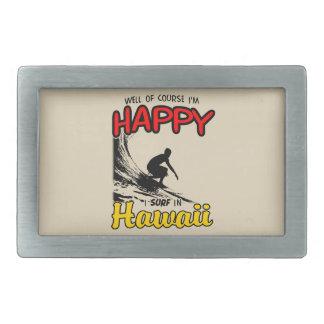 Surfista feliz HAVAÍ (preto)