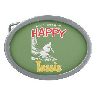 Surfista feliz TASSIE (branco)
