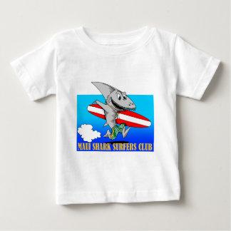 Surfistas do tubarão tshirt