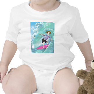 surfistas t-shirt