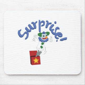 Surpresa! Mouse Pad