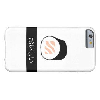 sushi do oishii do おいしい capa barely there para iPhone 6