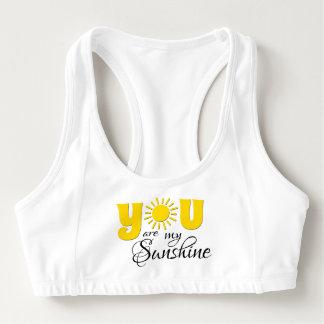 Sutiã Esportivo Você é minha luz do sol