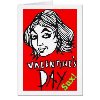 sux do dia dos namorados cartão comemorativo