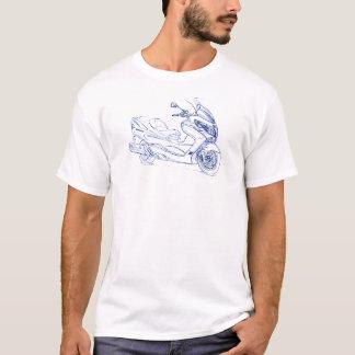 Suz Burgman 400 2011 Camiseta