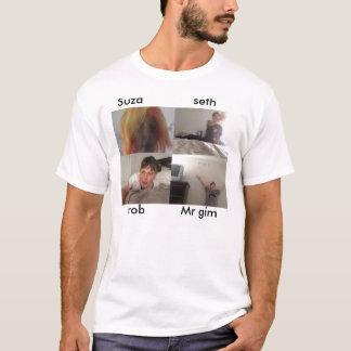 Suza, roubo, seth, Sr. camisa do gim