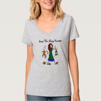 Suze o Sono-Knitter Tshirt