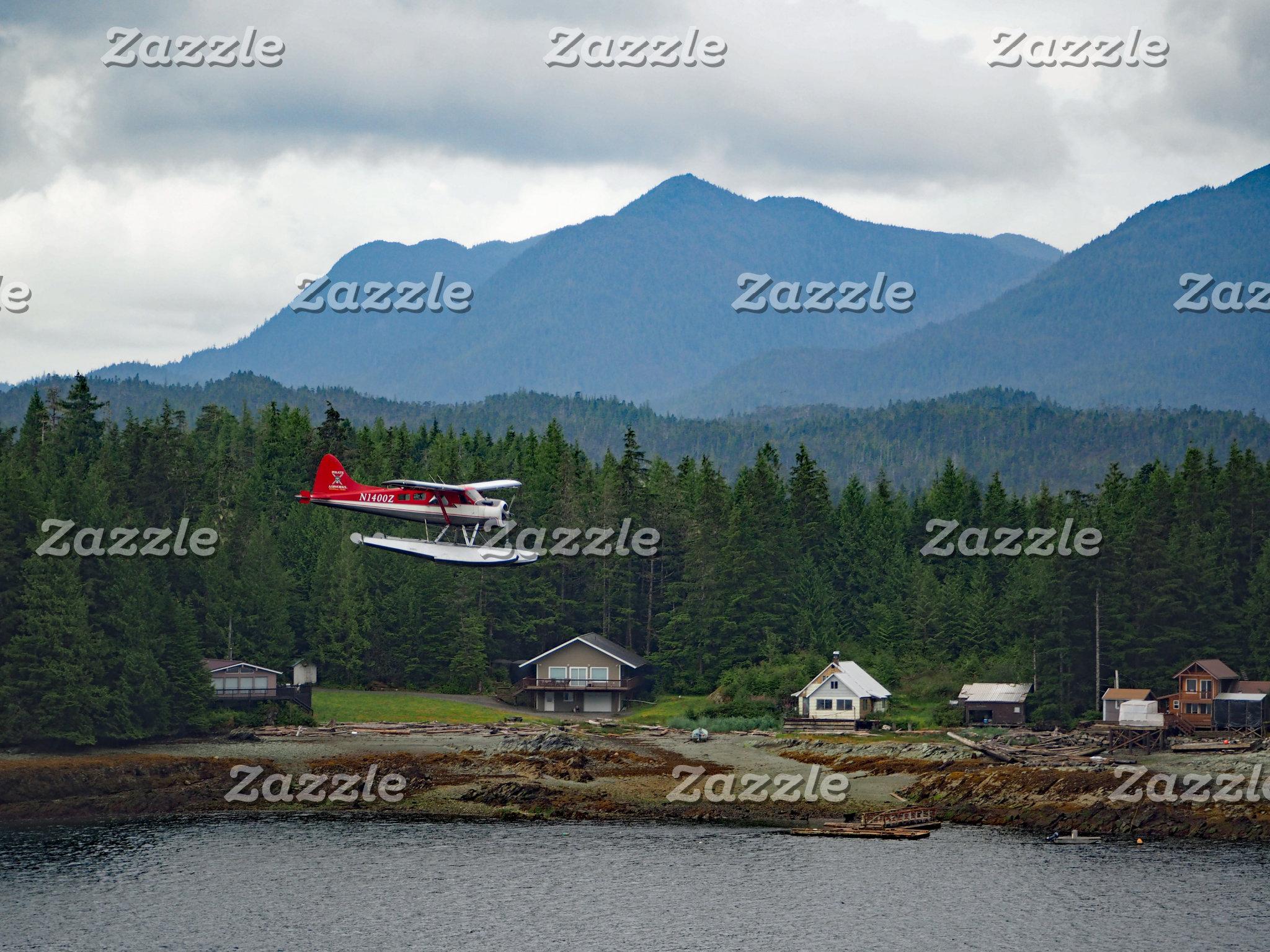 Floatplane 747
