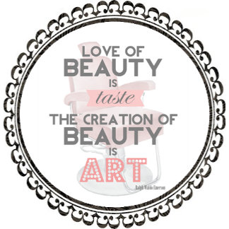 Beauty Is Art