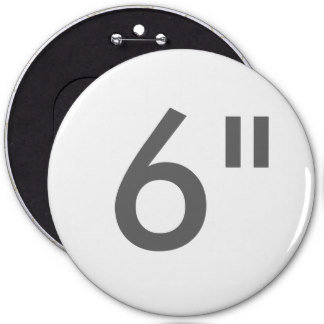 """6"""" Round Buttons COLOSSAL"""